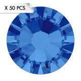 Strass SS7 Sapphire (50pcs)