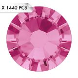 Strass SS7 Rose (1440pcs)