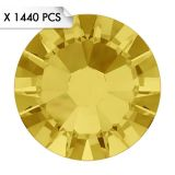 Strass SS7 Light Topaz (1440pcs)