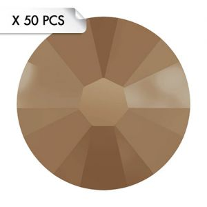 Strass SS9 Crystal Rose Gold (50pcs)