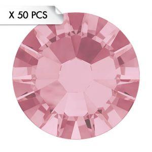 Strass SS9 Light Rose (50pcs)