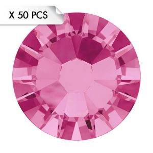 Strass SS9 Rose (50pcs)