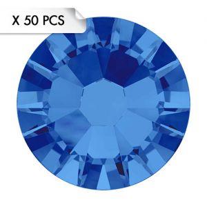 Strass SS9 Sapphire (50pcs)