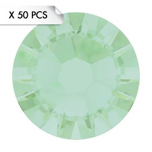 Strass SS9 Chrysolite Opal (50pcs)
