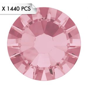 Strass SS9 Light Rose (1440pcs)