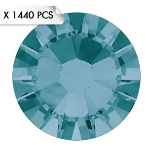 Strass SS9 Blue Zircon (1440pcs)