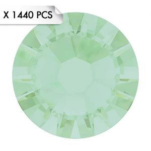 Strass SS9 Chrysolite Opal (1440pcs)