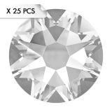 Strass SS12 Crystal (25pcs)