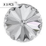 Rivoli SS39 Crystal (x5pcs)