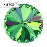 Rivoli SS39 Crystal Vitrail Medium (x5pcs)