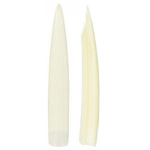 Capsules Nail Art Stilet Natural (10pcs T0-T9)