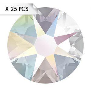 Strass SS20 Crystal AB (25pcs)