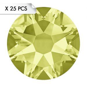 Strass SS16 Jonquil (25pcs)