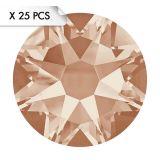Strass SS16 Light Peach (25pcs)