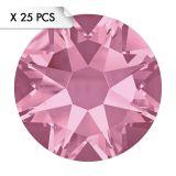 Strass SS12 Light Rose (25pcs)