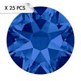 Strass SS12 Capri Blue (25pcs)