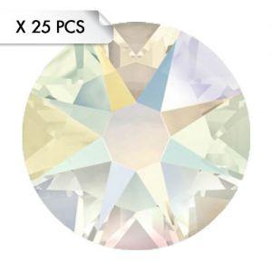 Strass SS12 Crystal Shimmer (25pcs)