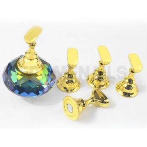 Diamant Aimanté Aurore Boréale (support capsules)