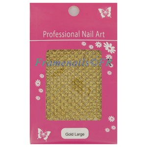 Tulle Gold Large