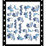 Stickers Water No266