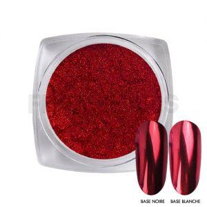 Chrome Powder Red 04