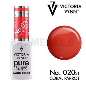 Pure Creamy N°20 Coral Parrot