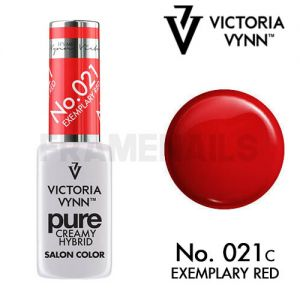 Pure Creamy N°21 Exemplary Red
