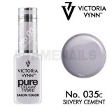 Pure Creamy N°35 Silvery Cement