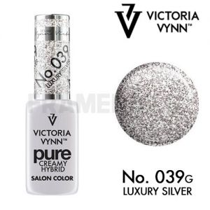 Pure Creamy N°39 Luxury Silver