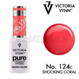 Pure Creamy N°124 Shocking Coral