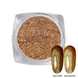 Chrome Powder Holo Gold 15