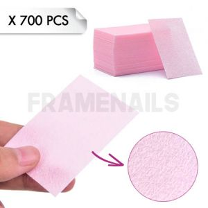Cotton Pads Pink (700pcs)