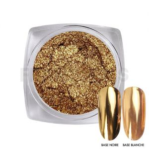 Chrome Powder Gold 02
