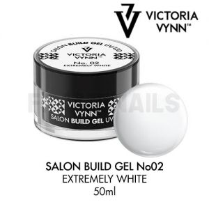 Build Gel Extremely White 02  50ml