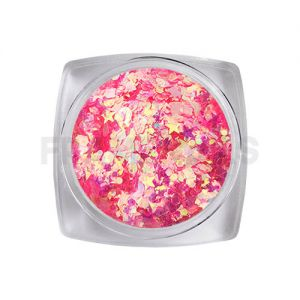 Glitter Circus Collection 03 Pink Fluo