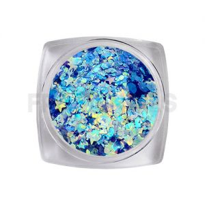 Glitter Circus Collection 07 Blue