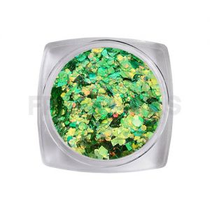 Glitter Circus Collection 08 Green