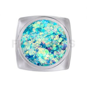 Glitter Circus Collection 10 Turquoise