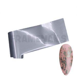 Transfer Foil 18 Silver Mat