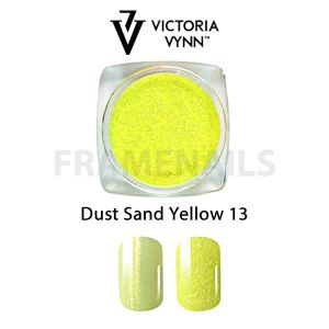 Dust Sand Yellow n°13 VV