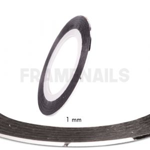 Stripping Tapes Silver 1mm