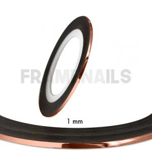 Stripping Tapes Rose Gold 1mm