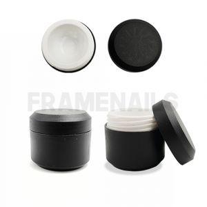 Pot Rond Noir 6gr