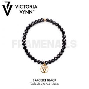 Bracelet Black VICTORIA VYNN Taille 6