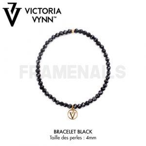 Bracelet Black VICTORIA VYNN Taille 4