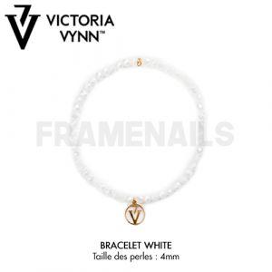 Bracelet White VICTORIA VYNN Taille 4