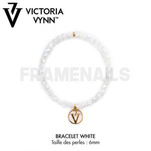 Bracelet White VICTORIA VYNN Taille 6