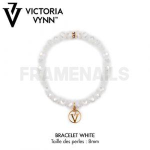 Bracelet White VICTORIA VYNN Taille 8