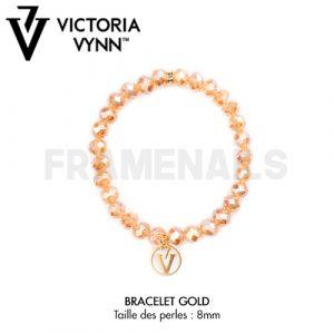 Bracelet Gold VICTORIA VYNN Taille 8