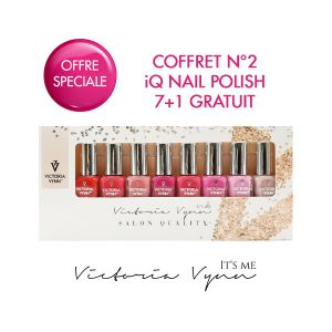 Coffret iQ Nail Polish N°2